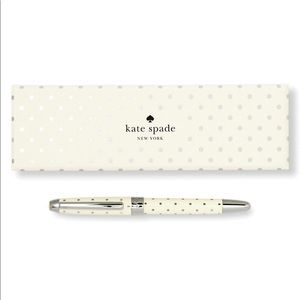 🆕🌸 Kate Spade ♠️ Ball Point Pen